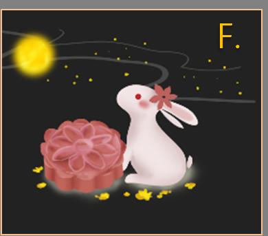 【中秋月餅占卜-來自月亮的訊息】